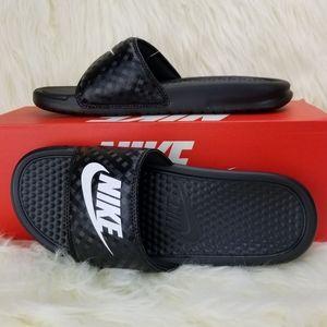 NEW NIKE BENASSI JDI Sandals